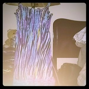 A dress and two dress shirts